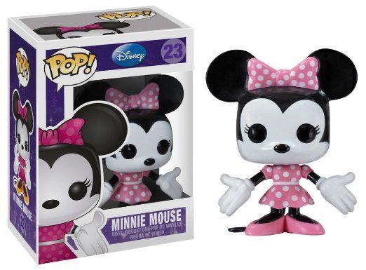 Amazon.com: Funko POP Disney Minnie Mouse Vinyl Figure: Toys & Games