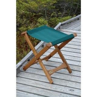 Pangean Folding Stool Green Byer Patio Furniture