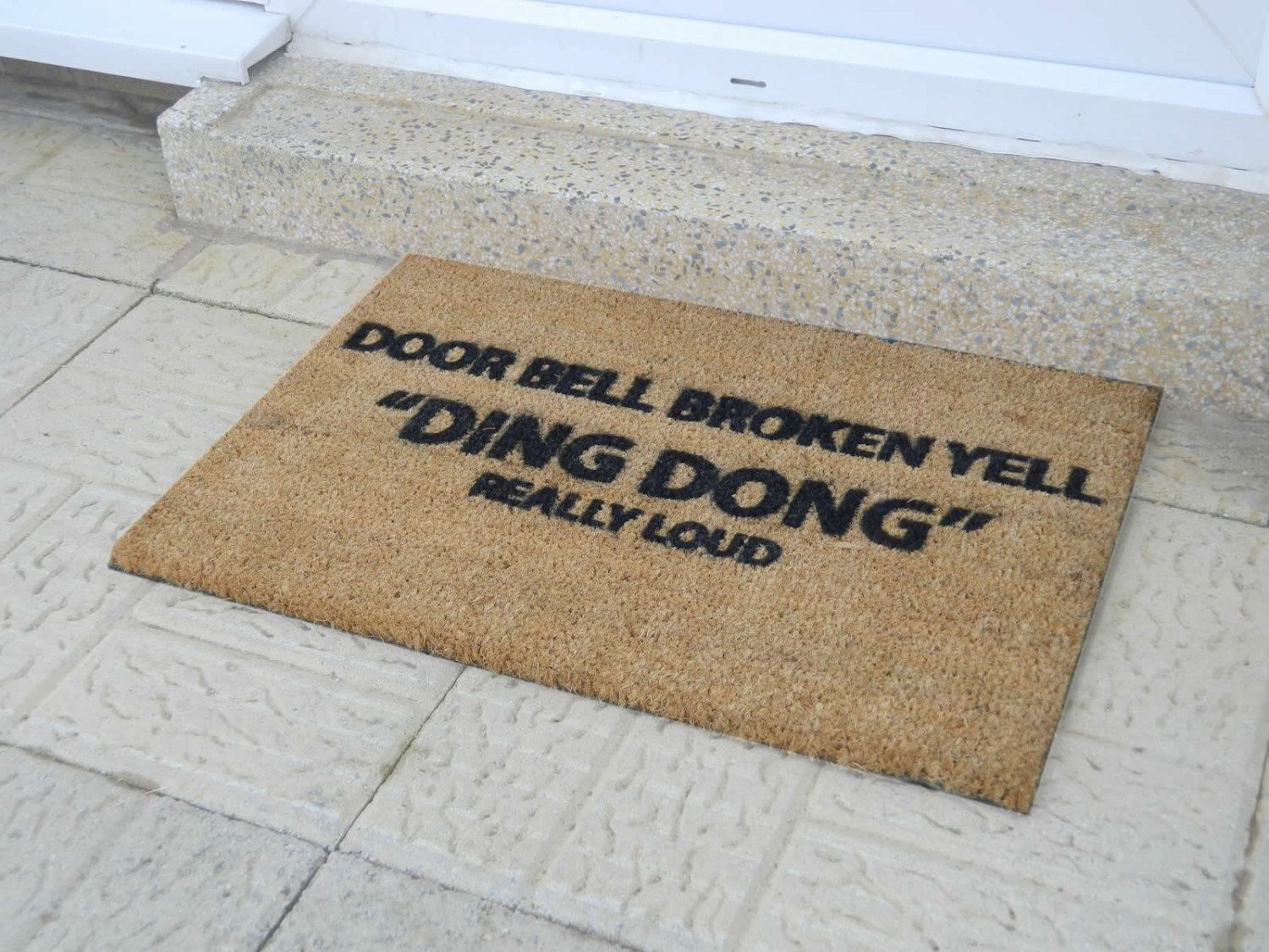 Doormat Funny Your Guests Will Laugh Out Loud At These Sassy Doormats