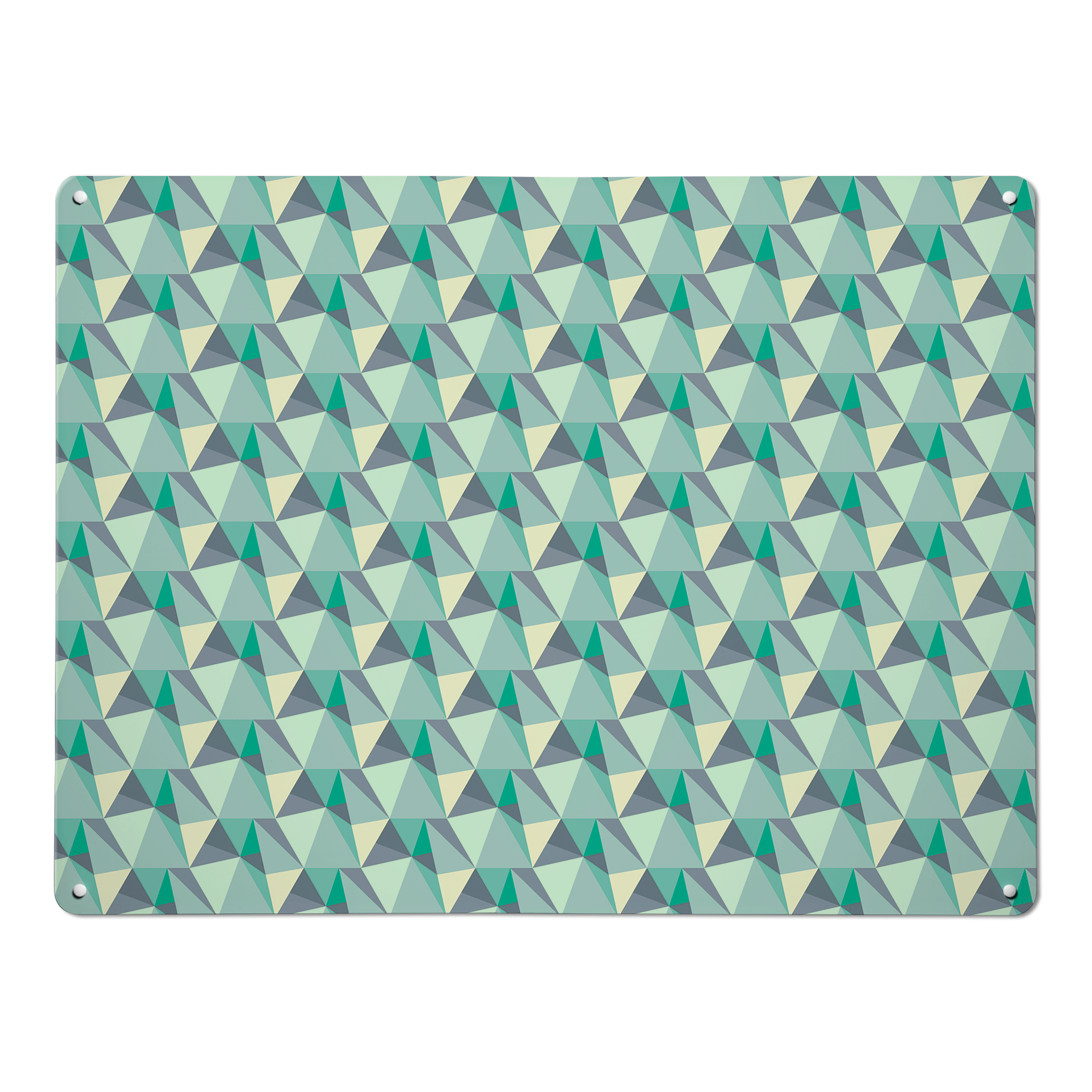 Shards Is A Geometric Pattern Made Up Of Triangles Reminiscent