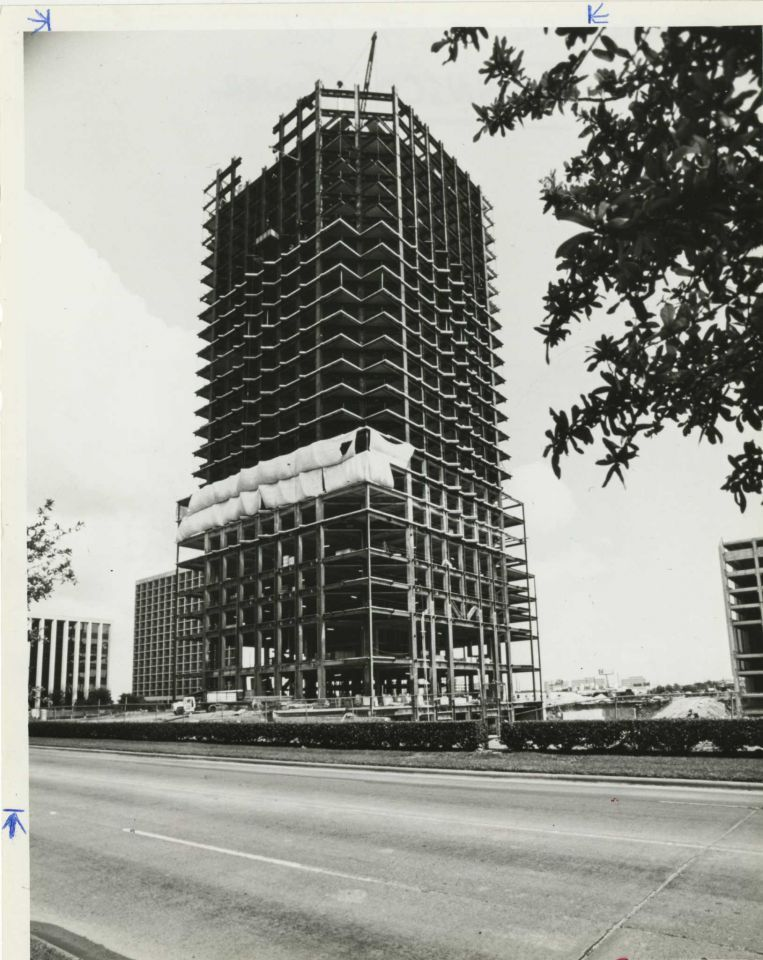 Houston Building Permits Fall 31 Percent Building Permits Old Photos Old Pictures