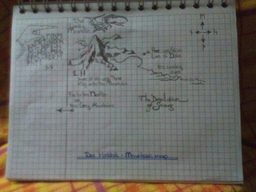 Karte_ Der Hobbit