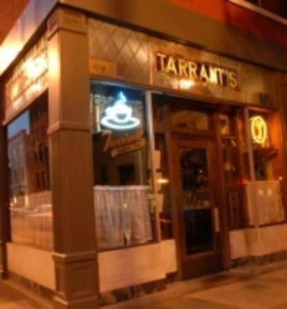 Tarrant's Cafe, one of my faves in RVA - Chicken & Waffles, Oh yes!