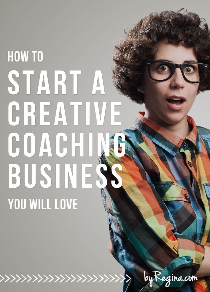 How to Start a Creative Coaching Business or Consulting
