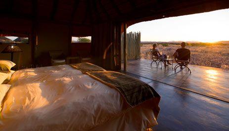 Unique honeymoons, Namibia