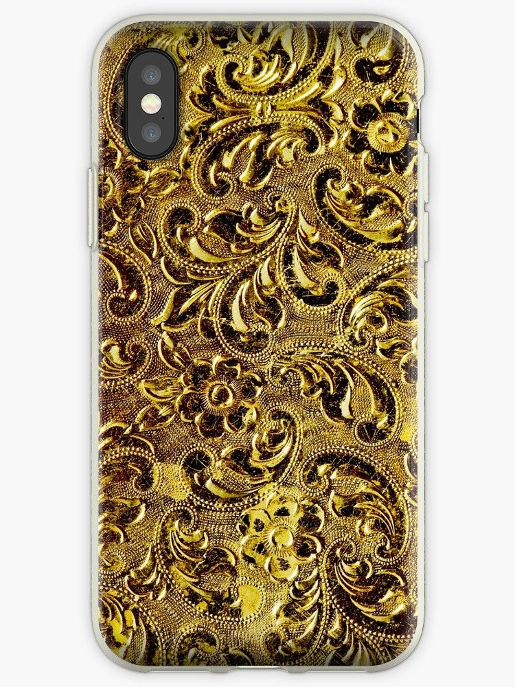 Iphone Golden Cases