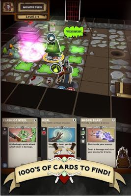 Card Dungeon Apk + OBB Download Android Android apps