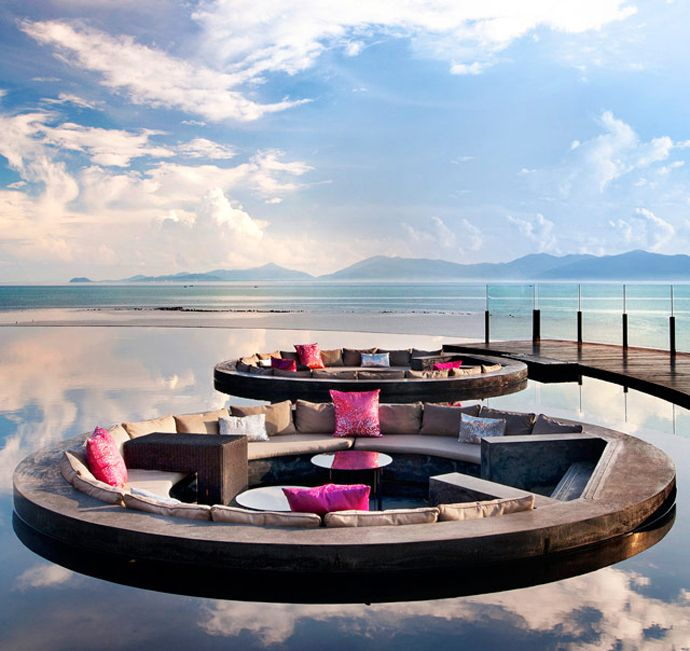Awesome Exquisite W Retreat Koh Samui In Thailand Awesome Design