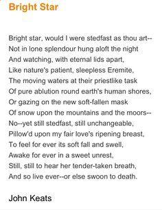 Image result for john keats poems | Poets & Seers | Pinterest ...