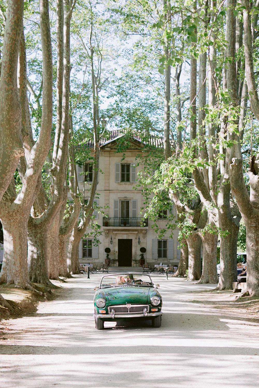 Romantic Provence Elopement