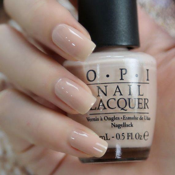 Color Opi Nail Polish Very Natural