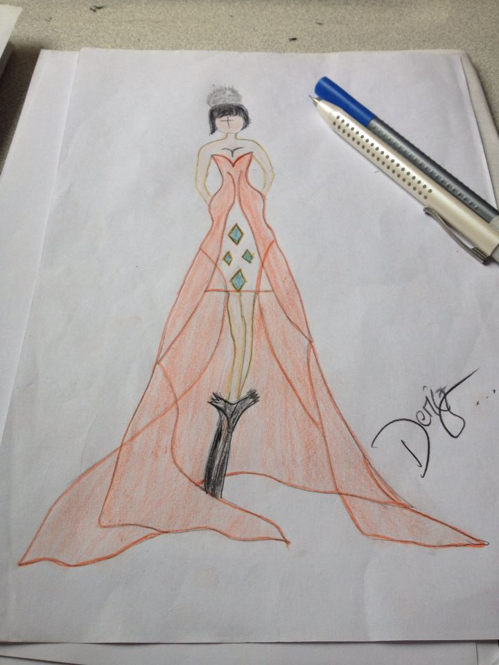 Marjinal Serbest Calisma Fashion Cizim Stilistlik
