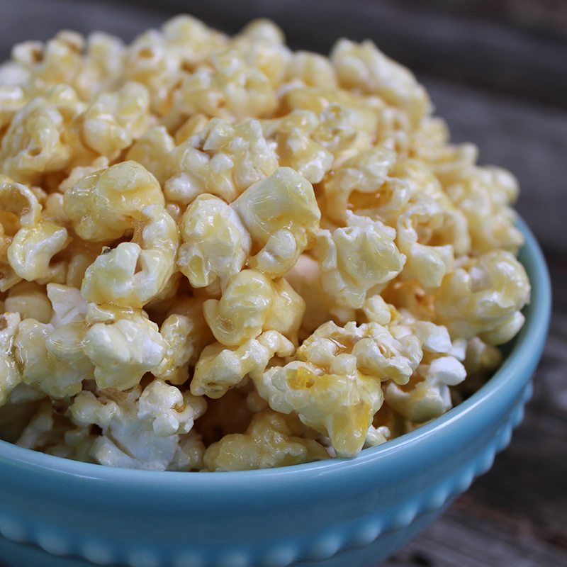 Honey Butter Popcorn Recipe Butter Popcorn Homemade Popcorn Recipes Butter Popcorn Recipe