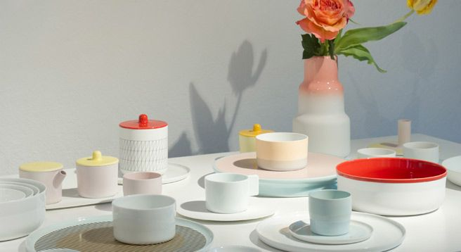Best Tableware - 1616/Arita Japan - ELLE DECO International Design Awards 2013. Scholten & Baijings