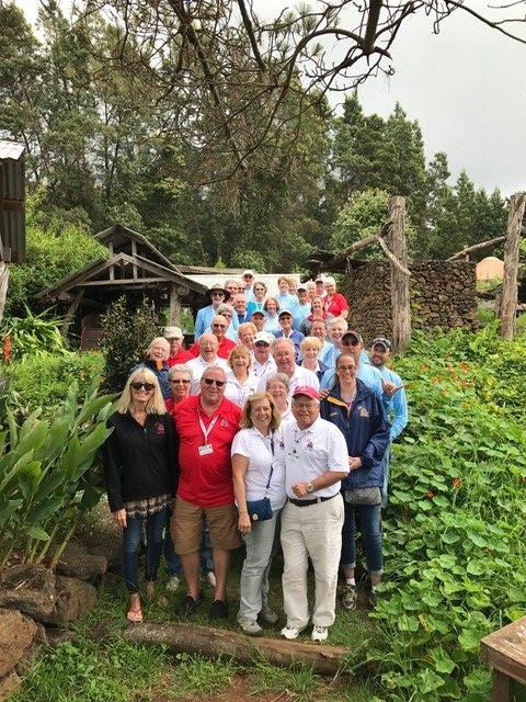 Alumni Adventurers From 2017 Hanging Loose Hawaii