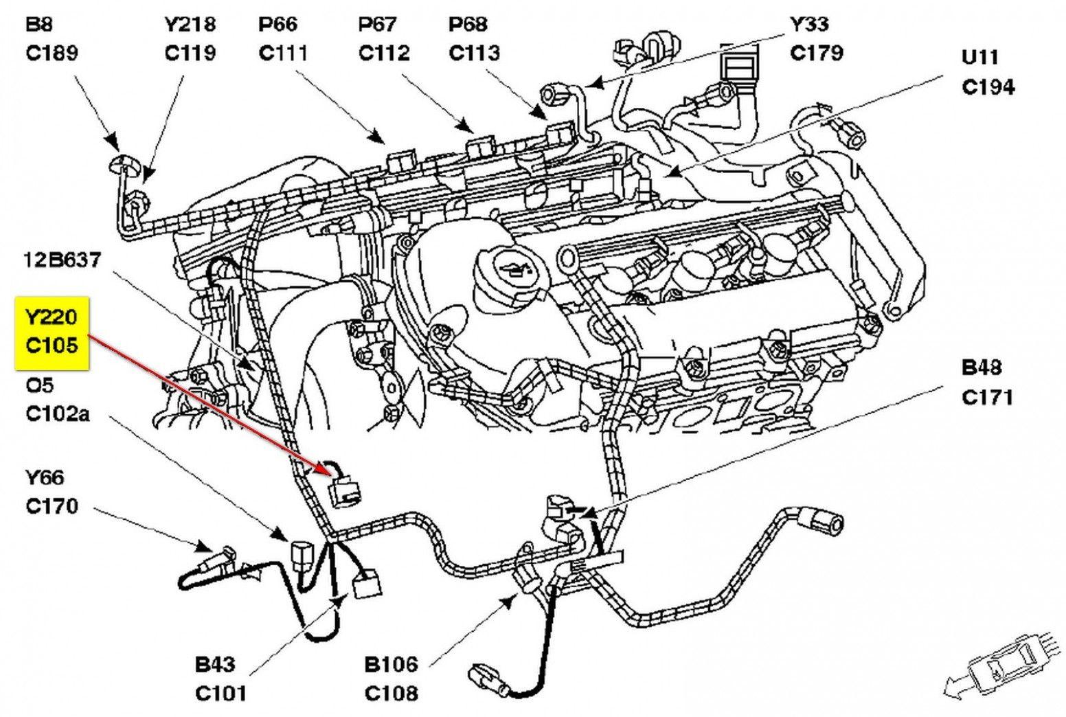 7 Lincoln Ls V7 Engine Diagram In