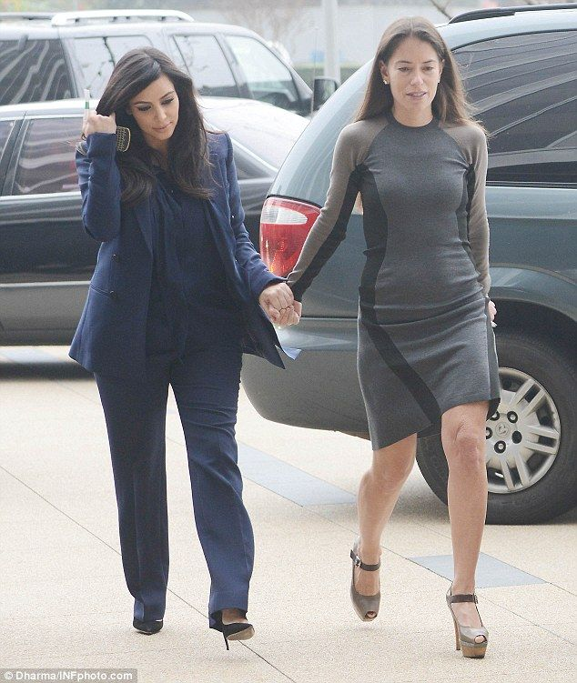 Kim Kardashian Is A Lawyer