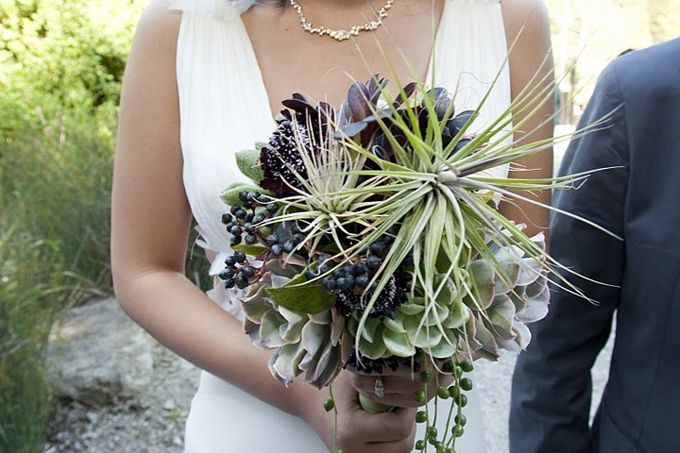 airplant bouquet!