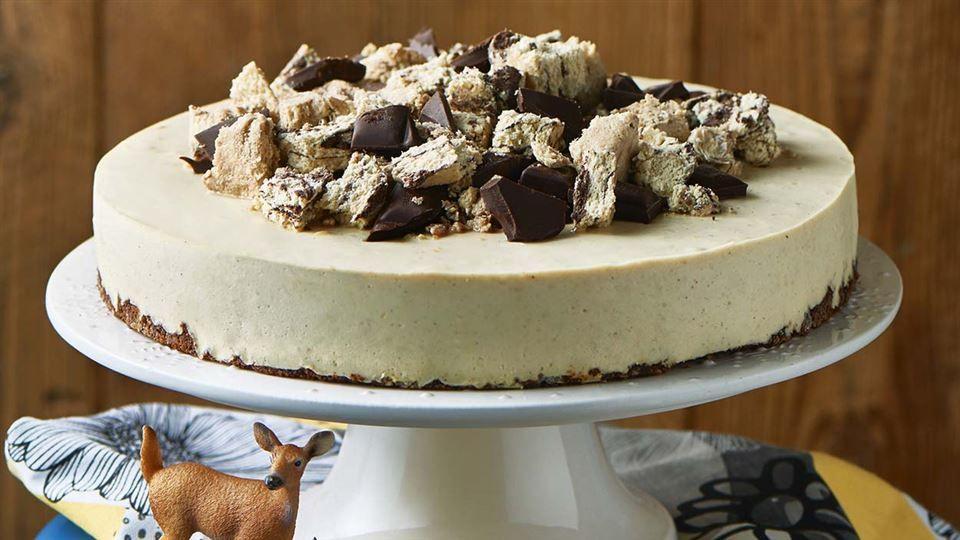 Sernik Chalwowy Przepis Recipe Desserts Food Vanilla Cake