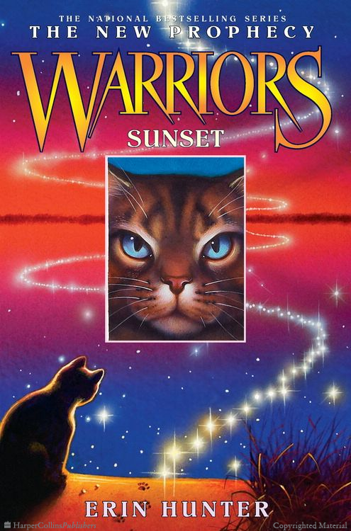 Warriors The New Prophecy book 6 Starlight (With images