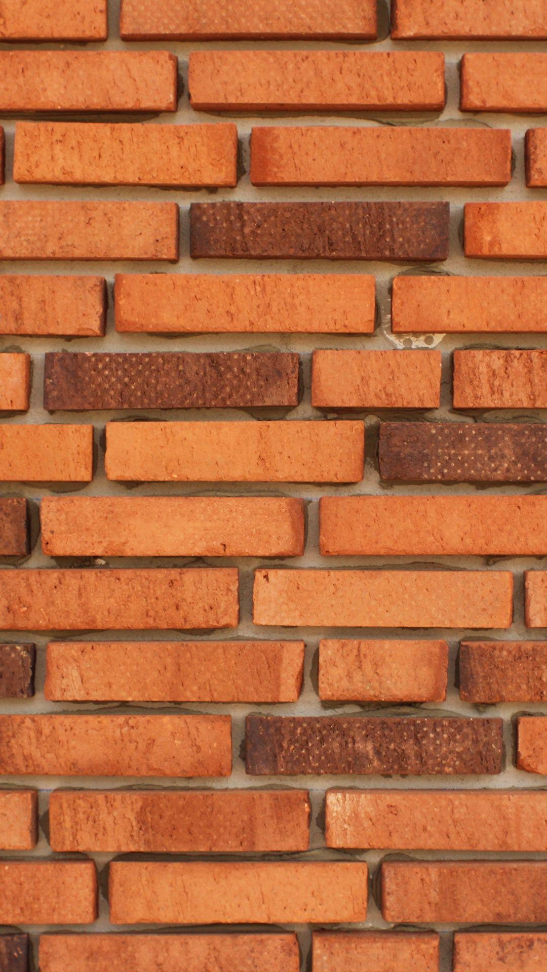 iPhone 6 Plus wallpaper Papel de parede tijolo, Tijolo