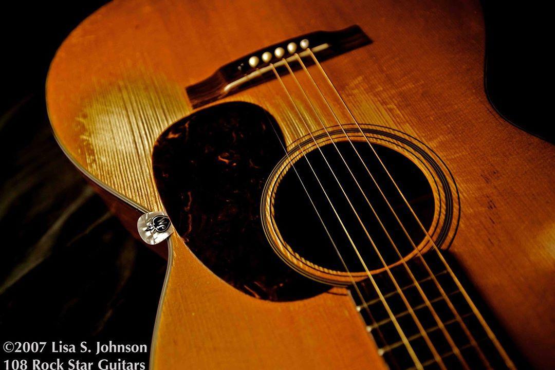 John Mellencamps 1953 Martin Guitar 000 18 Johns Love For This