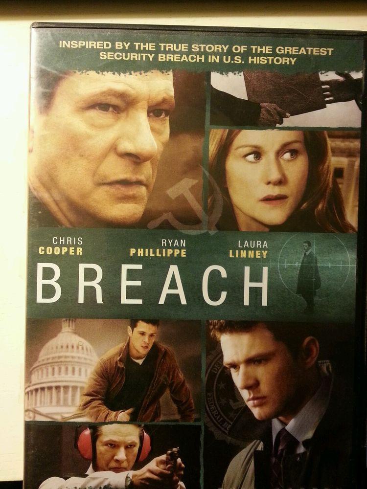 Breach Dvd 2007 Full Frame 064 Dvd Video Frames For Sale