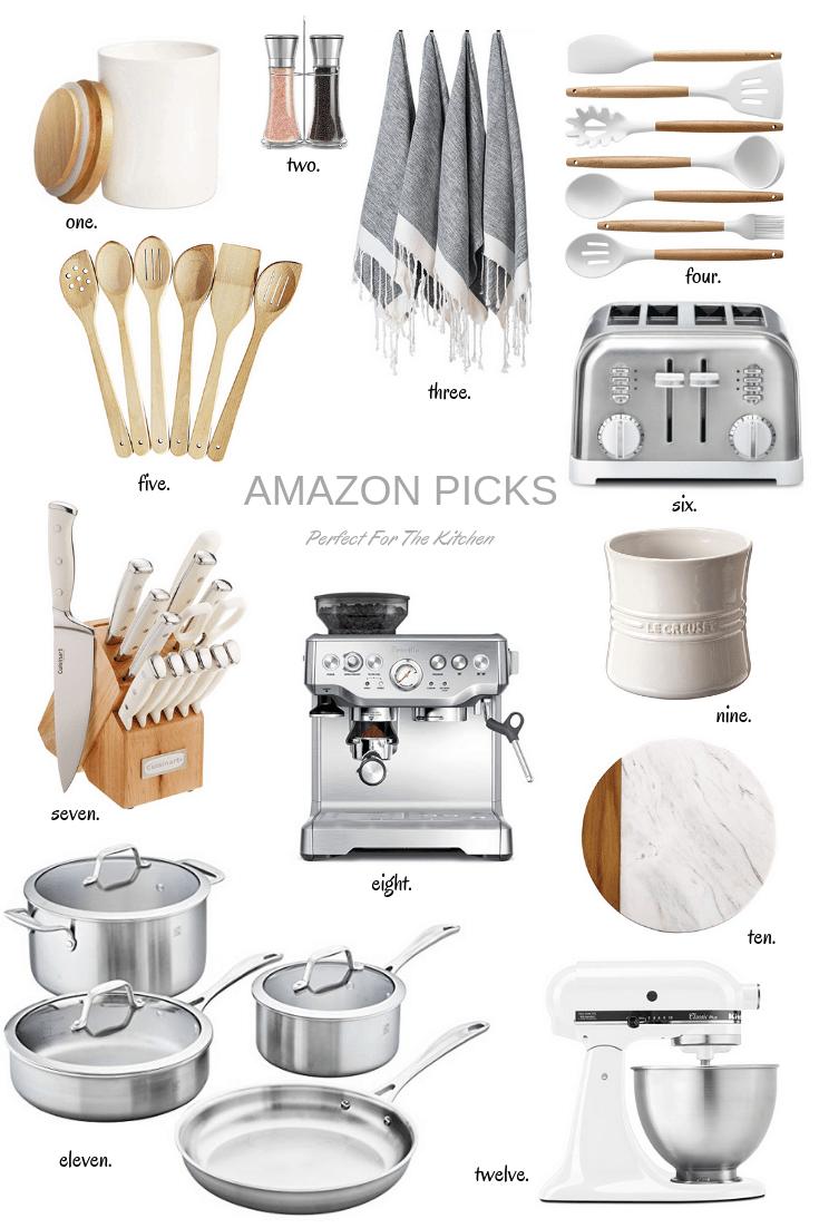 Amazon Finds For The Kitchen in 9  Kitchen essentials list