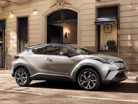 Toyota C-HR: 'Comfort is the name of the game behind the wheel'