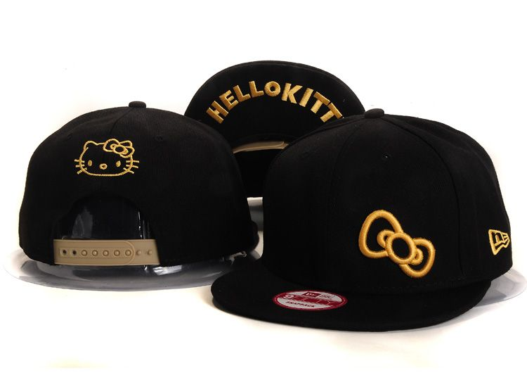 Cheap Hello Kitty Snapback Hat (11) (43189) Wholesale  5d660714b68