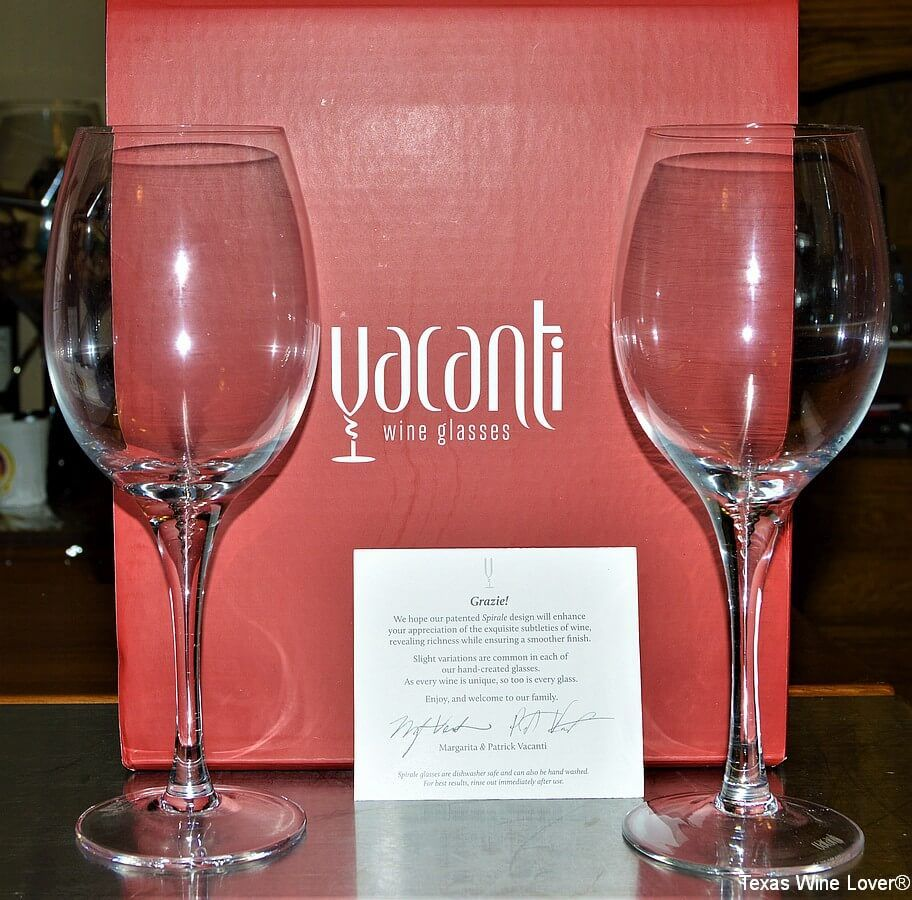 No More Sediment Review Of Spirale By Vacanti Wine Glasses Wine Glasses Wine Wine Lovers