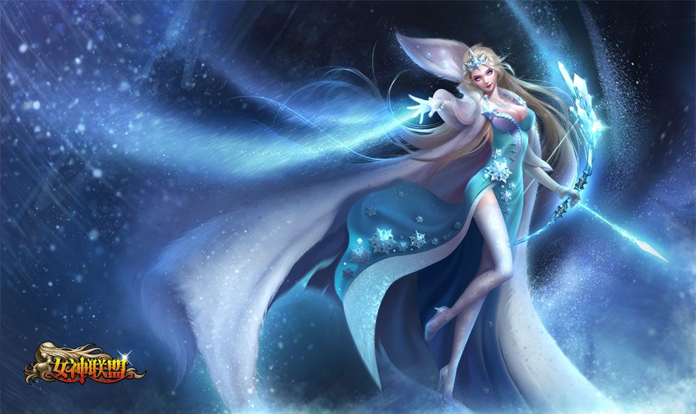 League Of Angels Art Wallpaper By