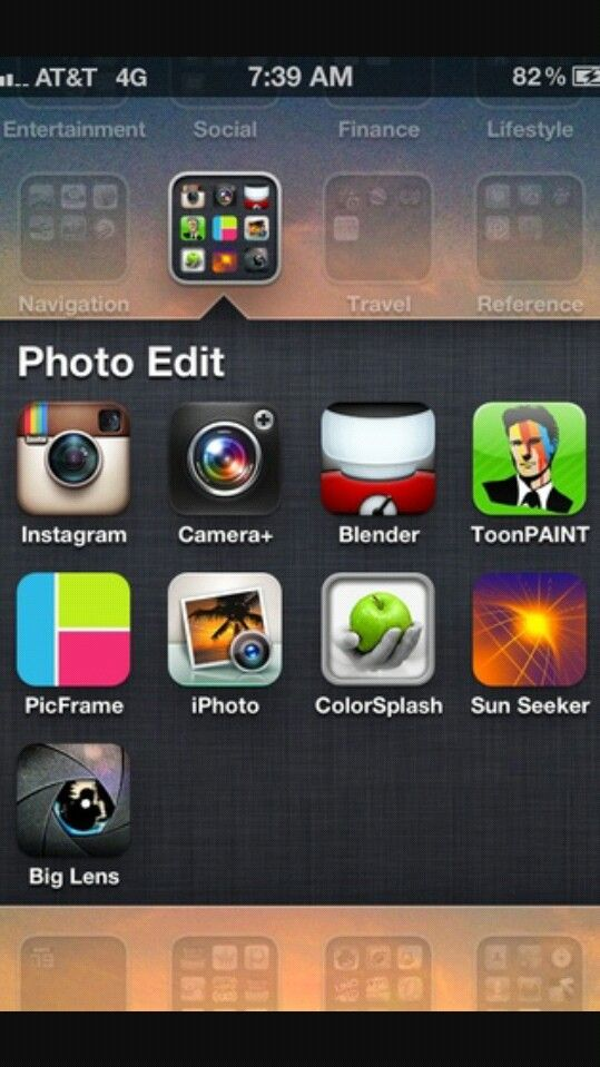 Apps hat will help you edit your pictures for more likes