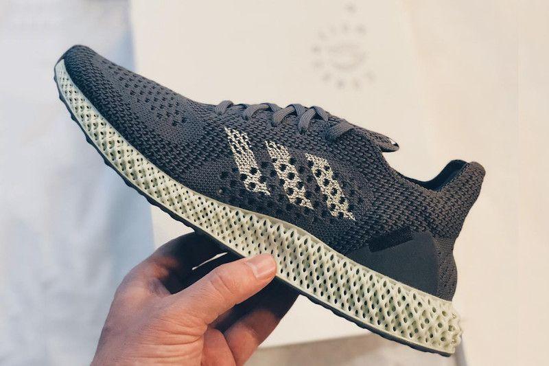 wholesale dealer e220d 8e28e Take a First Look at the adidas Consortium FUTURECRAFT 4D in Grey