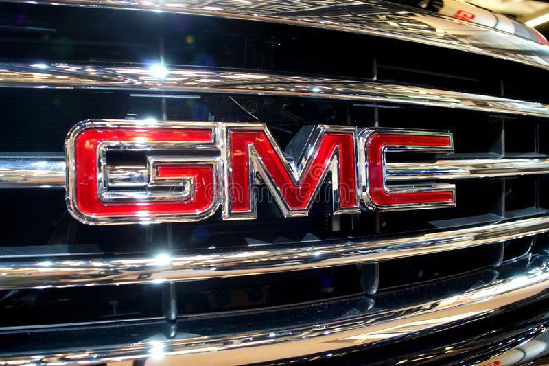Gmc Emblem Logo Of The General Motors Truck Division Gmc Ad Logo Emblem Gmc General Division Ad Gmc Motor Logo Emblems