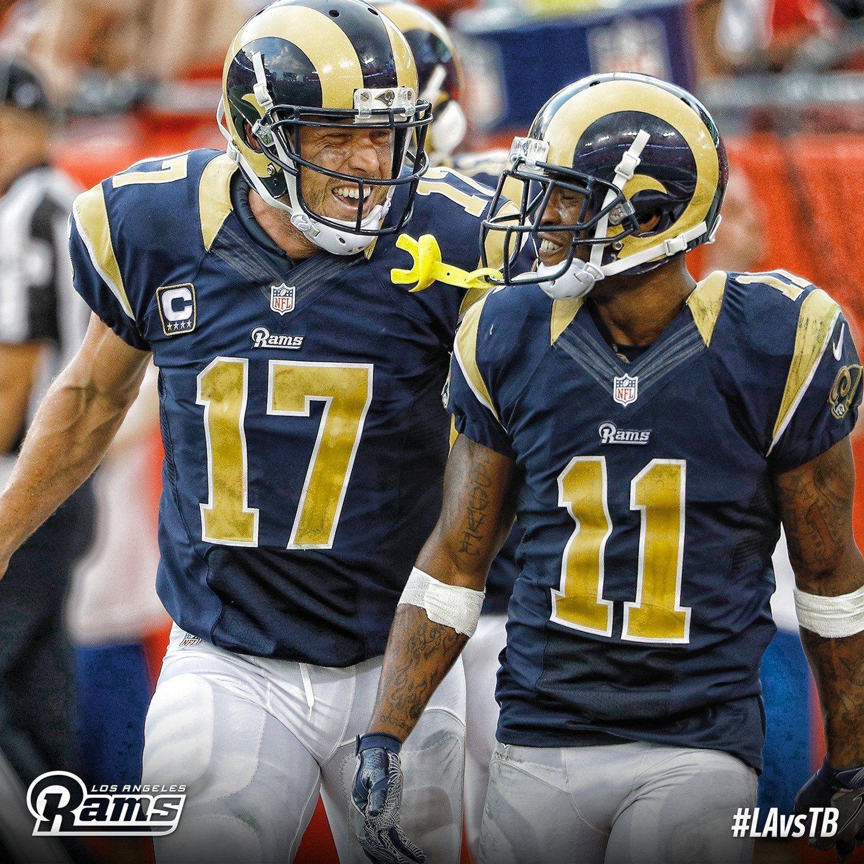 Case Keenum 17 Qb Tavon Austin 11 Wr Rams Football Nfl Rams St Louis Rams