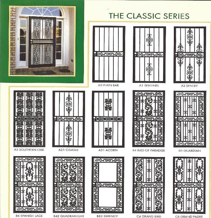 Superieur Security Doors, Safety Doors, Tempered Glass, Screens,storm Door, Locks,