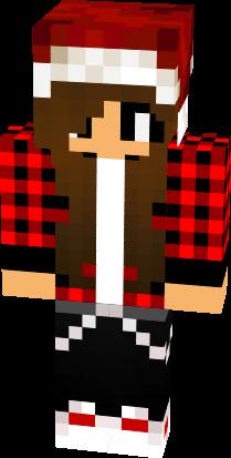 Mustafa Game Over Girl Nova Skin Minecraft Girl Skins Minecraft Skins Minecraft