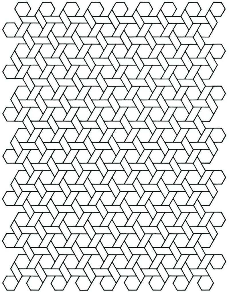 Printable Geometric Coloring Pages Geometric Coloring Pages Pattern Coloring Pages Shape Coloring Pages
