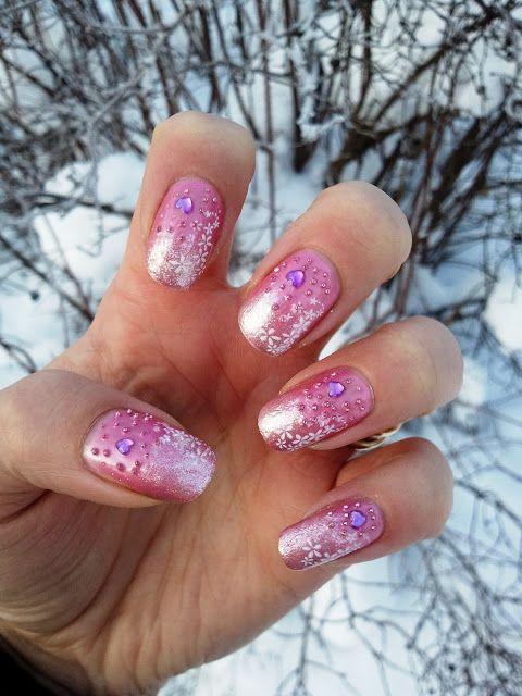 Rakkaus Kynsiin: Vaaleanpunaisia unelmia