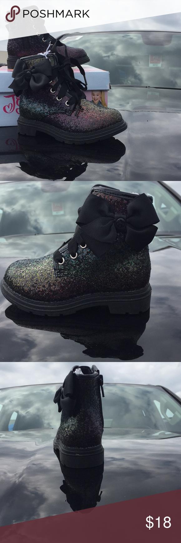 SALE Jojo siwa combat boots size