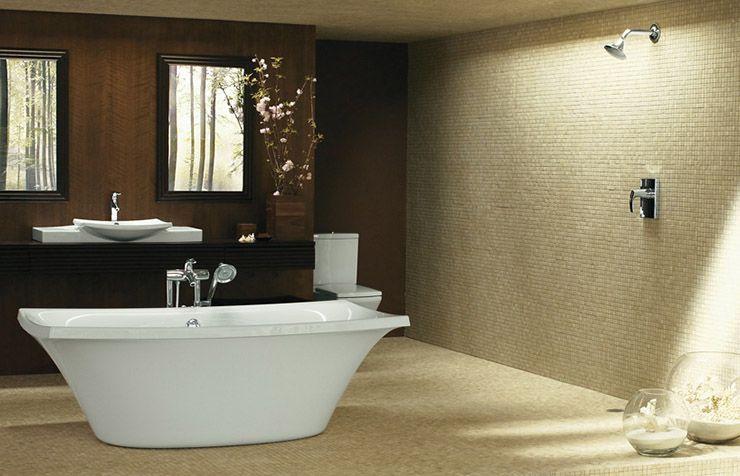 Merveilleux Bathroom Design | Kohler Master Bath | Asian Inspired Bathroom |  ShopStudio41.com