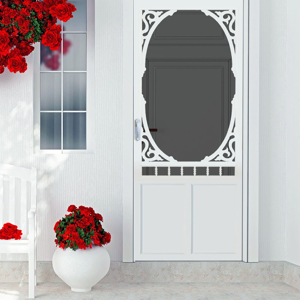 Screen Door Vinyl Brookside Front Door Design Vinyl Screen Doors Fiberglass Screen