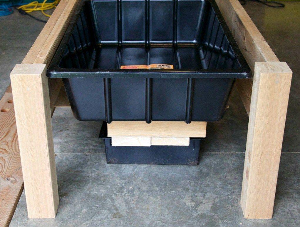 Cedar Planter Box – You can do this! | Cedar planter box, Cedar ...