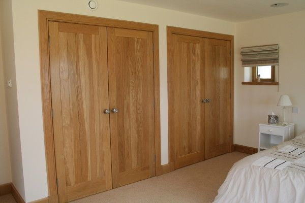 oak fitted wardrobe doors google search lovell doors. Black Bedroom Furniture Sets. Home Design Ideas