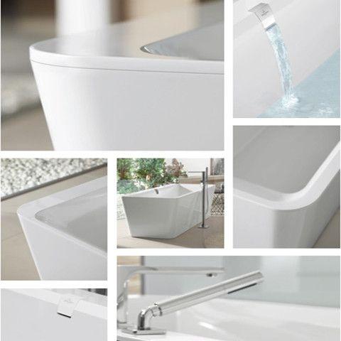 Villeroy Boch Squaro Edge 12 Bathroom