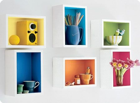 mirar que ideas mas originales para decorar sin gastar mucho dinero