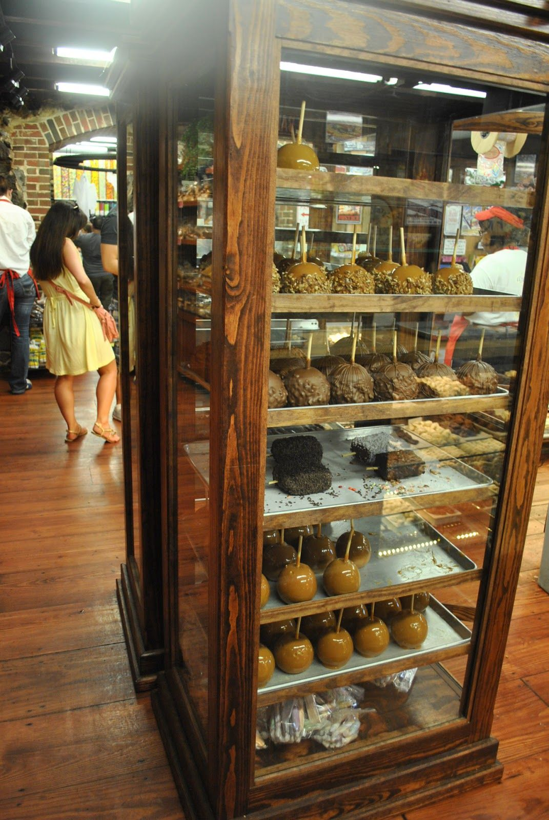 Georgia Trip Part 3 Savannah S Candy Kitchen Old General Stores Savannah Chat Candy Store