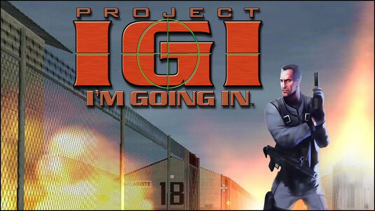 Project i. G. I: i'm going in full pc game highly compressed 50.