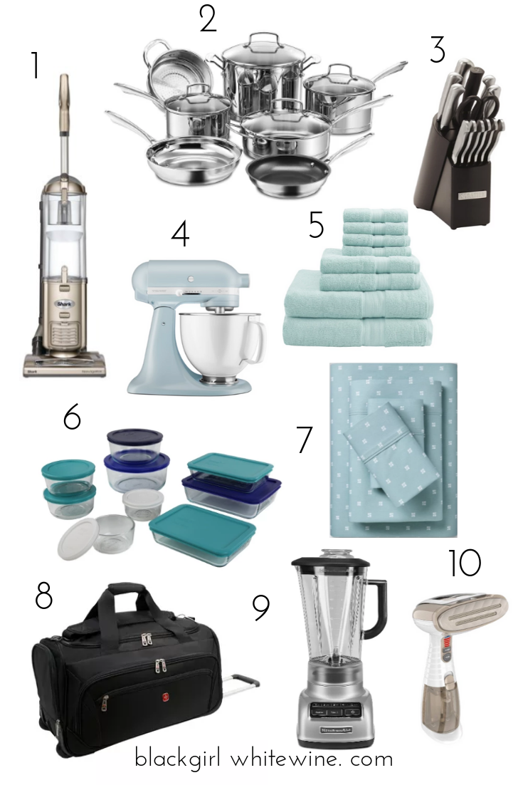 10 Things You Should Put on your Wedding Registry Best